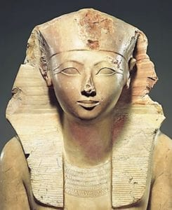 Powerful women of history—Hatshepsut