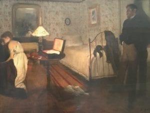 Degas Rape Shady Ladies PhiladelphiaMuseum of Art